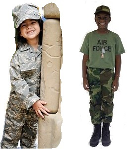 Kids Air Force Costumes  sc 1 st  Army Surplus World & Childrenu0027s Military Costumes - Kidsu0027 Army Costumes | Army Surplus World