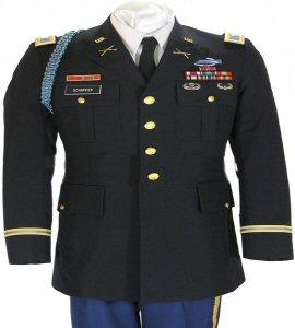 Military Dress Uniforms