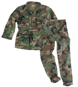 Used Military Clothing
