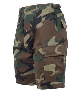 Military Shorts