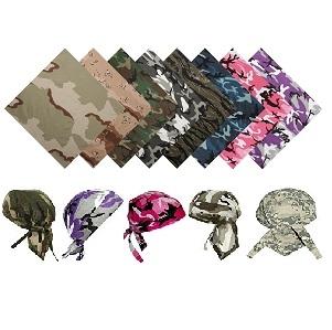 Bandanas & Headwraps