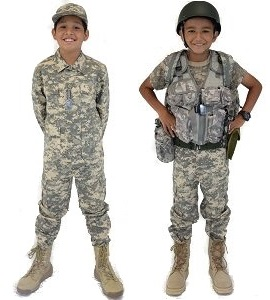 Kids Army Costumes  sc 1 st  Army Surplus World & Childrenu0027s Military Costumes - Kidsu0027 Army Costumes | Army Surplus World