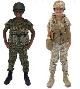 Kids Marine Costumes  sc 1 st  Army Surplus World : mexican soldier costume  - Germanpascual.Com