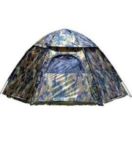 Camo Tents