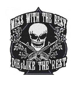 Rebel, Biker & Bones