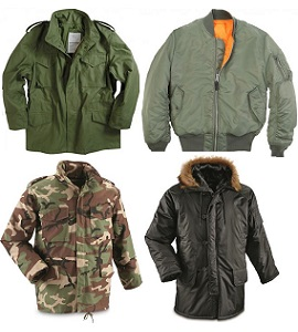 Outerwear & Cold Weather
