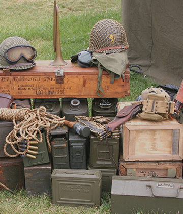 AMMO Cans from Army Surplus World